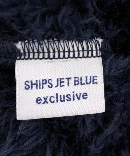 SHIPS JET BLUE(シップス ジェットブルー)/Champion×SHIPS JET BLUE: 別注 シェルパフリース ダブルジップパーカー/122980005_img20