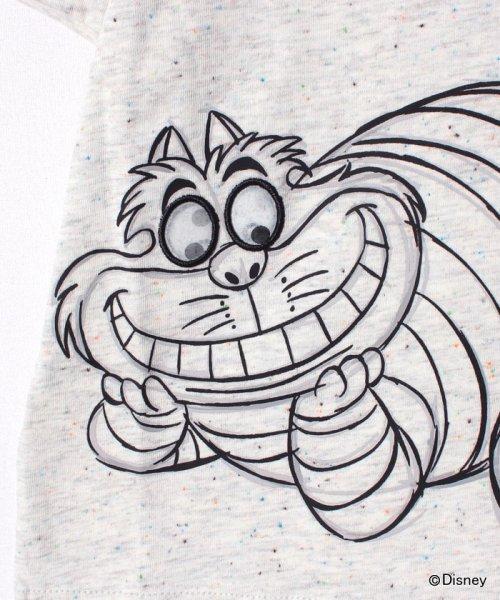 Cath Kidston(Kids)(キャスキッドソン(キッズ))/【90cm】ディズニー ノベルティ キャット Tシャツ プレーンウィズプレースメントプリント/767989_img04