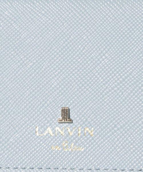 LANVIN en Bleu(ランバンオンブルー)/リュクサンブール名刺入 480114/3839003_img04