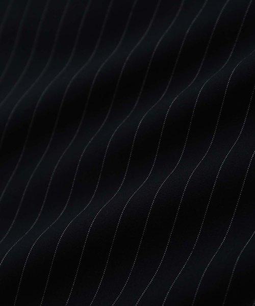 ADAM ET ROPE'(アダム エ ロペ)/【GRAMICCI】別注 TRO STRIPE CRAZY 1TUCK PANTS/GKS68050_img09