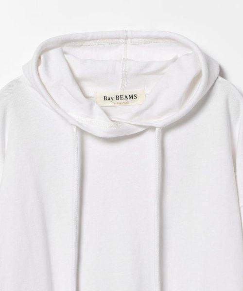 BEAMS OUTLET(ビームス アウトレット)/Ray BEAMS / フーデッド BIG Tシャツ/63140164370_img02
