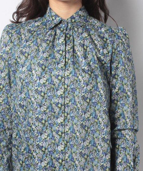 OLD ENGLAND(オールド イングランド)/リバティーフラワープリントシャツ/58506111_img03