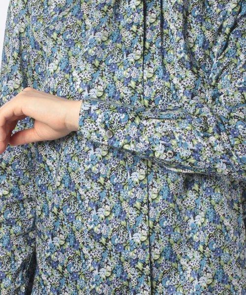 OLD ENGLAND(オールド イングランド)/リバティーフラワープリントシャツ/58506111_img04