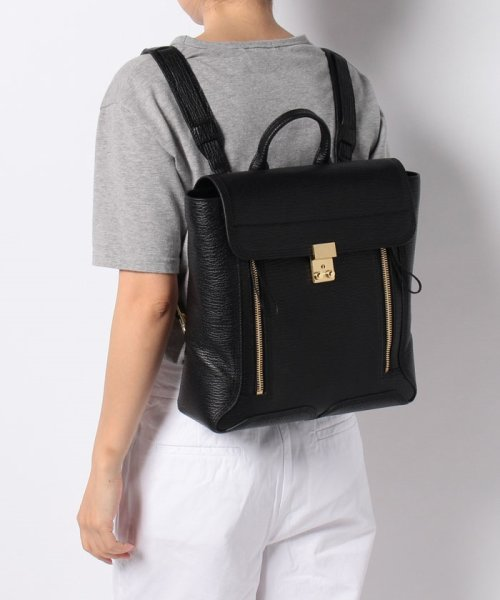3.1PhillipLim(3.1フィリップリム)/【3.1 PHILLIP LIM】PASHLI BACKPACK/AC000291SKC_img06