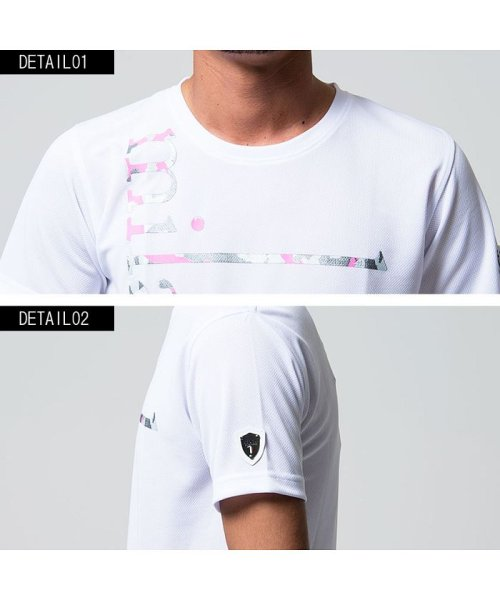 VIOLA(ヴィオラ)/VIOLA【ヴィオラ】プリント入りクルーネック半袖Tシャツ/A81343_img07