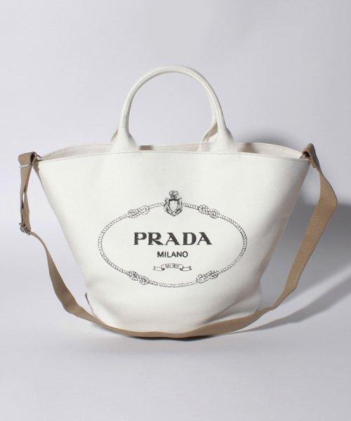 PRADA(プラダ)/【PRADA】CANAPA 2WAYトートバッグ/1BG163ZKI_img04