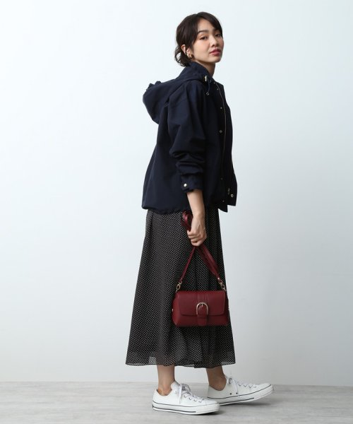 ROPE' mademoiselle(ロペ マドモアゼル)/【GIANNI NOTARO】バックルショルダーバッグ/BYX7810_img20