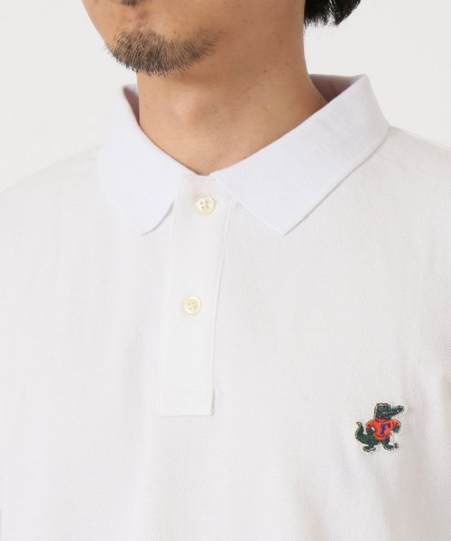 JOURNAL STANDARD relume Men's(ジャーナルスタンダード レリューム メンズ)/UNIVERSITY OF FLORIDA×relume / 別注フロリダ大学 刺繍ポロシャツ/18071464604030_img04