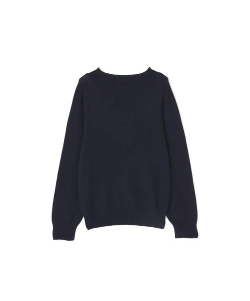MARGARET HOWELL(マーガレット・ハウエル)/LONG SLEEVE CAST OFF ROLL NECK/5788263002_img05