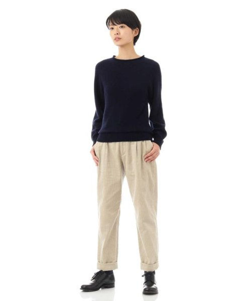MARGARET HOWELL(マーガレット・ハウエル)/LONG SLEEVE CAST OFF ROLL NECK/5788263002_img06