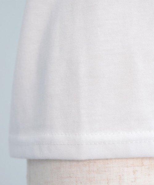 ANDJ(ANDJ(アンドジェイ))/2WAYフリルレース切替半袖Tシャツ/tt76x03930_img25