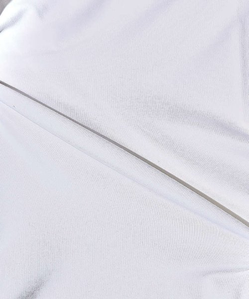 ABAHOUSE(ABAHOUSE)/【COTTON LYCRA】圧着クルーネックTシャツ/00340021010_img11