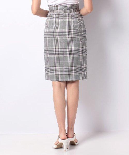 JUSGLITTY(ジャスグリッティー)/リボン付チェックタイトスカート/48338240_img06
