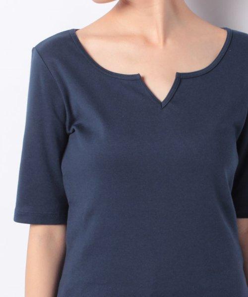 agnes b. FEMME(アニエスベー ファム)/JG13 TS Tシャツ/EW81JG13E18C_img04