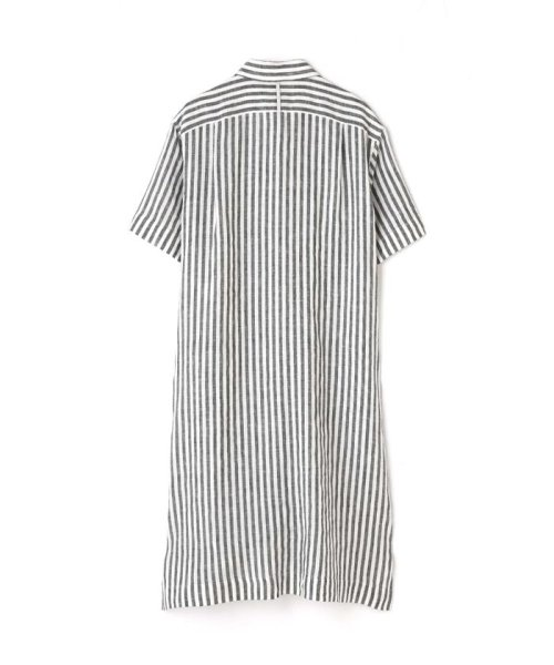 MARGARET HOWELL(マーガレット・ハウエル)/BLACK&WHITE SHIRTING LINEN/5788157031_img04