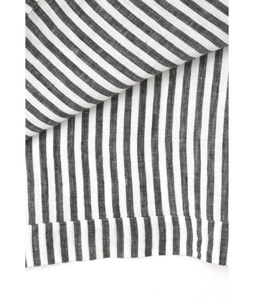 MARGARET HOWELL(マーガレット・ハウエル)/BLACK&WHITE SHIRTING LINEN/5788157031_img07