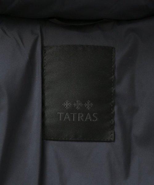 EDIFICE(エディフィス)/TATRAS / タトラス 別注 ナチュラルストレッチダウンブルゾン/18011310013730_img16