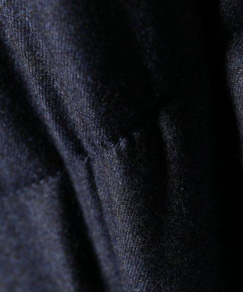 EDIFICE(エディフィス)/TATRAS / タトラス 別注 Loropiana 150s ダウンブルゾン/18011310013830_img22