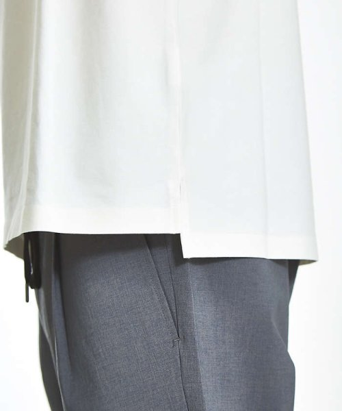 ABAHOUSE(ABAHOUSE)/カラースキーム圧着Tシャツ/00360021041_img11