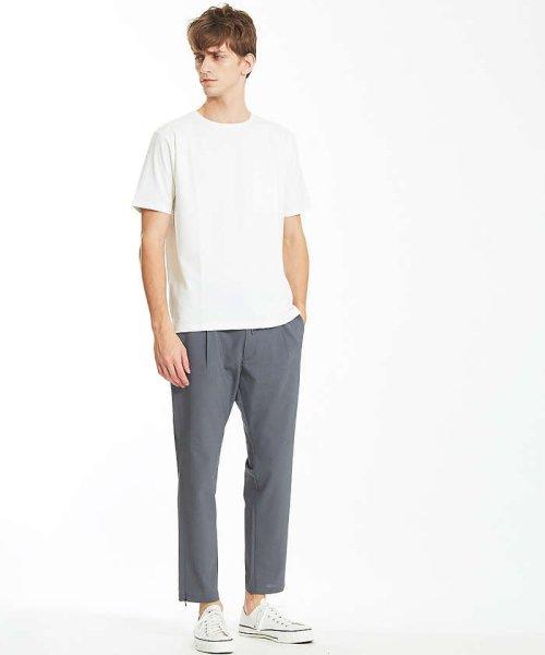 ABAHOUSE(ABAHOUSE)/カラースキーム圧着Tシャツ/00360021041_img17