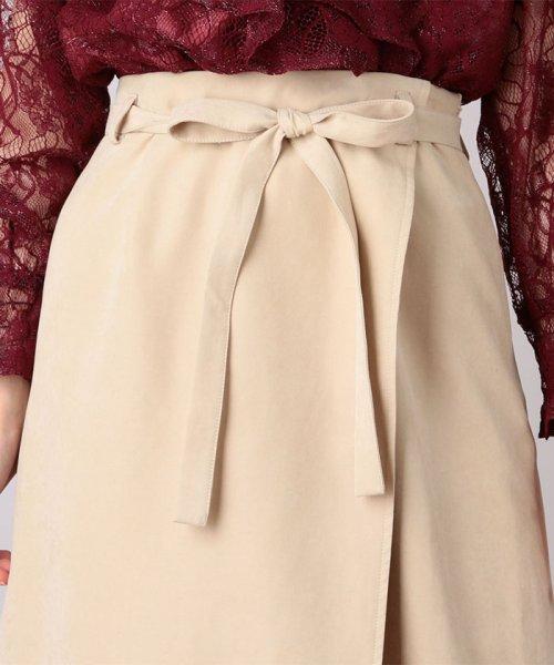MIIA(ミーア)/Aラインラップ風スカート/32831816_img07