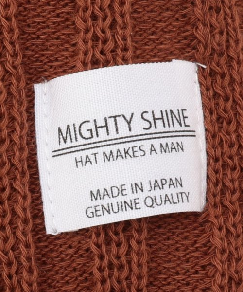 GLOSTER(GLOSTER)/【Mighty Shine/マイティシャイン】COOL MAX ニットキャップ/8-0791-1-68-351_img03