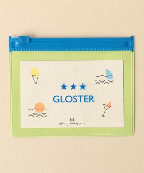 GLOSTER(GLOSTER)/カラフルアンクレット/8-0192-9-61-351_img03