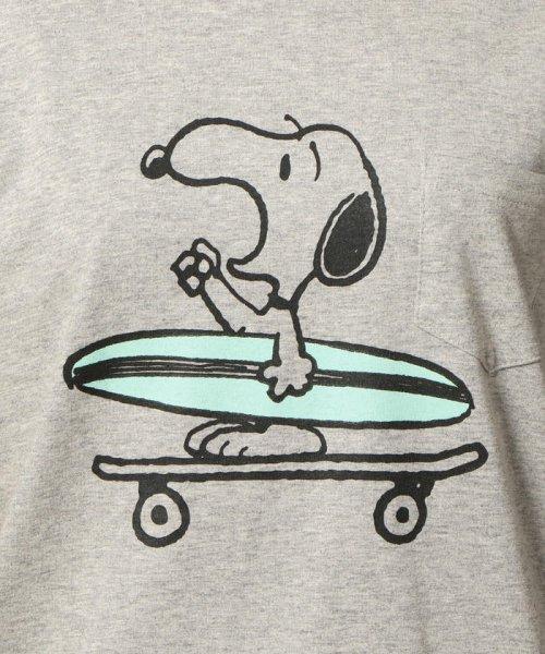 FREDYMAC(フレディマック)/SURF&SKATEスヌーピーTシャツ/8-0393-2-50-026_img07
