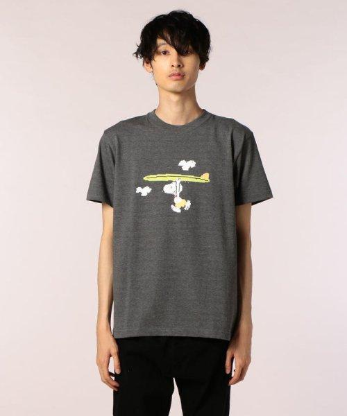 FREDYMAC(フレディマック)/SURF SNOOPY Tシャツ/8-0690-2-50-061_img01