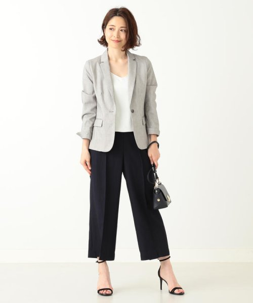 BEAMS OUTLET(ビームス アウトレット)/Demi−Luxe BEAMS / ピンヘッドテーラード ジャケット/68160044515_img06