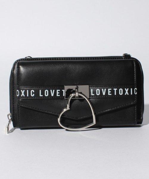 Lovetoxic(ラブトキシック)/ロゴストラップ財布ショルダーバッグ/8383411_img03