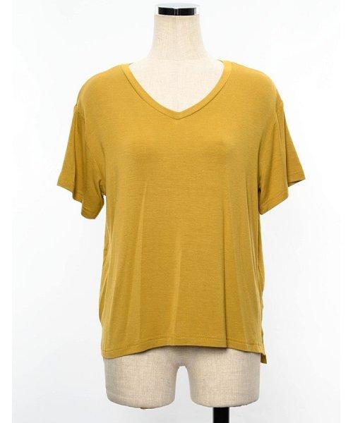 Re:EDIT(リエディ)/選べるVネックTシャツ/119491_img09