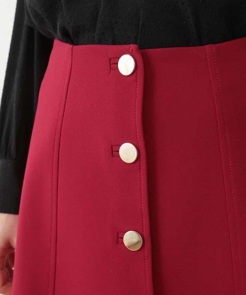 Tara Jarmon(タラ ジャーモン)/【ドラマ着用】TOILE DOUBLE 台形スカート IMPORTED/VZHLE17390_img02