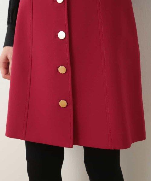 Tara Jarmon(タラ ジャーモン)/【ドラマ着用】TOILE DOUBLE 台形スカート IMPORTED/VZHLE17390_img04