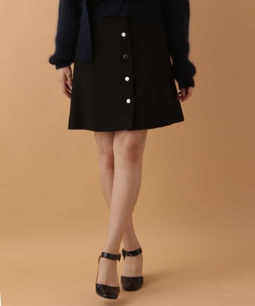 Tara Jarmon(タラ ジャーモン)/【ドラマ着用】TOILE DOUBLE 台形スカート IMPORTED/VZHLE17390_img06
