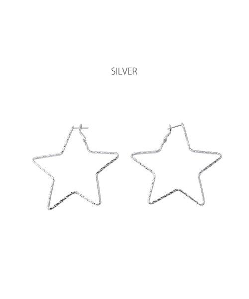 STYLE DELI(スタイルデリ)/STARフープピアス/232942_img06