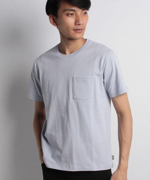 nano・universe(ナノ・ユニバース)/ポケット付きBig Tシャツ/6688123020_img15