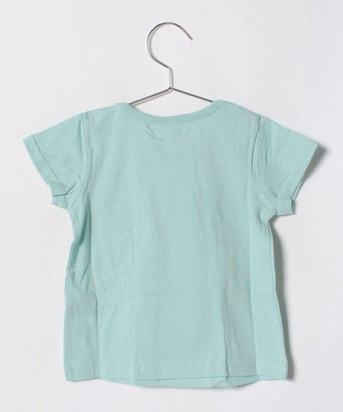 LAGOM(ラーゴム)/アニマルポケットTシャツ/1206830241411_img01