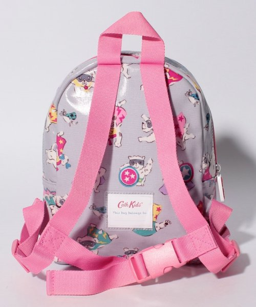 Cath Kidston(Kids)(キャスキッドソン(キッズ))/キッズ ミニリュックサック ウィズ チェストストラップ スーパードッグ/796910_img03