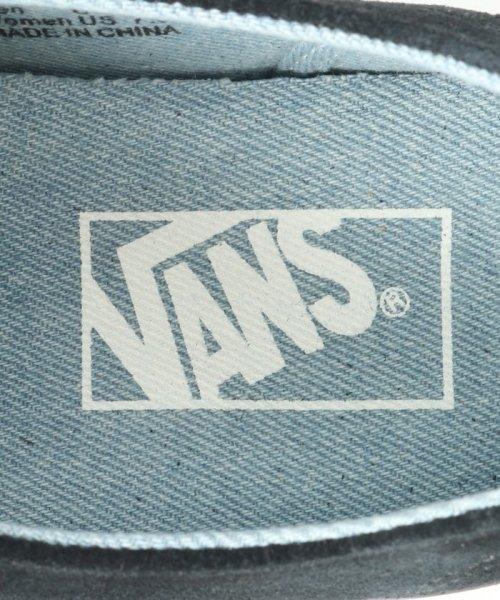 JOINT WORKS(ジョイントワークス)/VANS AUTHENTIC FRINGE/18093731701530_img08