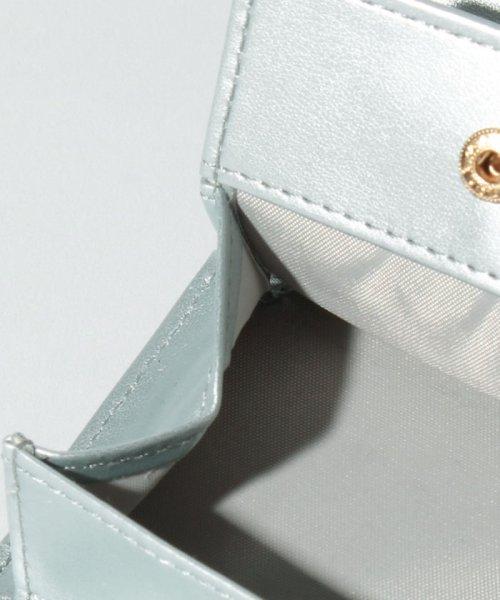 SPIRALGIRL(スパイラルガール)/【SPIRALGIRLスパイラルガール】ルージュ金具付き3つ折りキラキラミニウォレット/7708322_img05