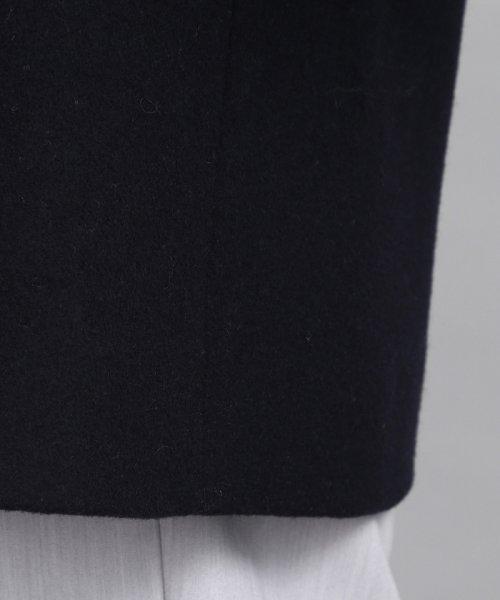 ViS(ビス)/★【WEB限定】二重織メルトンショートフードコート/BVO58510_img06