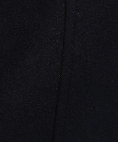 ViS(ビス)/★【WEB限定】二重織メルトンショートフードコート/BVO58510_img09