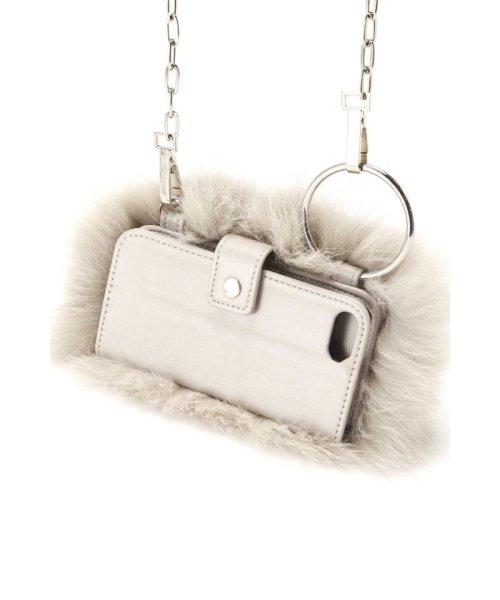 ROSE BUD(ローズバッド)/ファーポシェット型iPhone7/8ケース/6018278002_img06