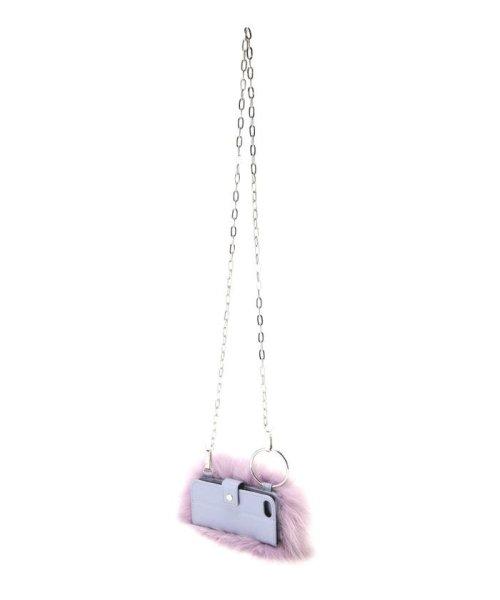 ROSE BUD(ローズバッド)/ファーポシェット型iPhone7/8ケース/6018278002_img08
