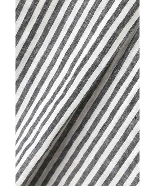 MARGARET HOWELL(マーガレット・ハウエル)/BLACK&WHITE SHIRTING LINEN/5788157031_img10