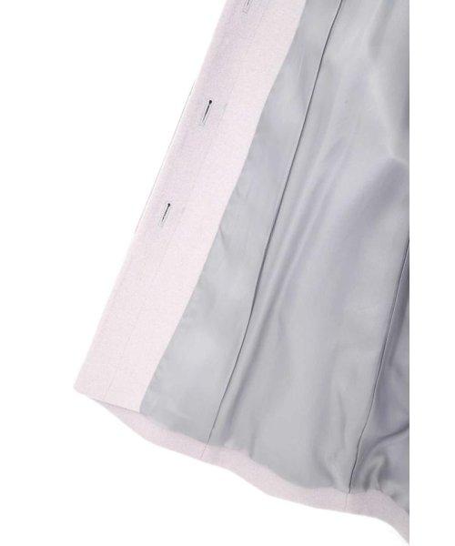 NATURAL BEAUTY(ナチュラル ビューティー)/カシミヤ混フォックスファー襟ロングウールコート/0188251102_img10