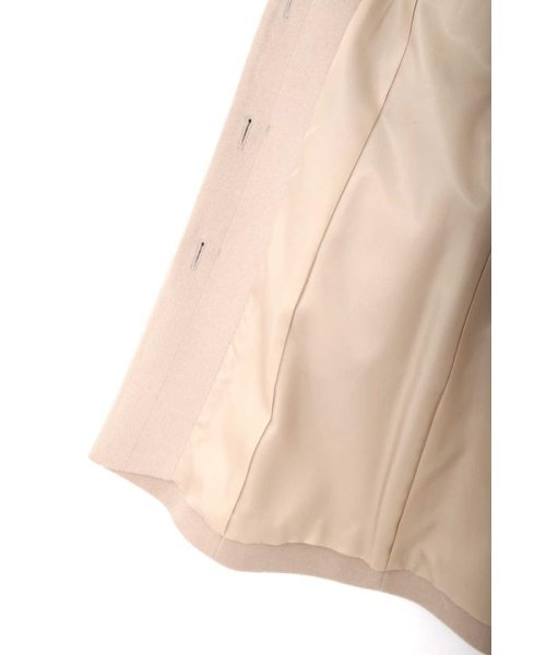 NATURAL BEAUTY(ナチュラル ビューティー)/カシミヤ混フォックスファー襟ロングウールコート/0188251102_img12