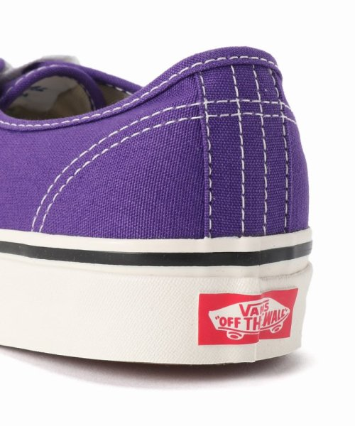 JOINT WORKS(ジョイントワークス)/VANS authentic 44dx/18093711780430_img03
