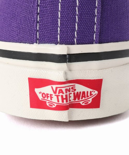 JOINT WORKS(ジョイントワークス)/VANS authentic 44dx/18093711780430_img07